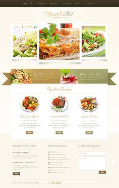 #Wordpress Master #Chef theme (42682). $67