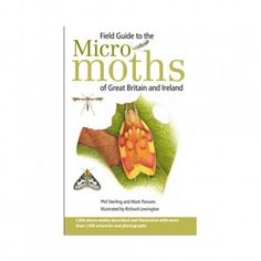 Field Guide To The Micro Moths Of Great Britain And Ireland - Paperback