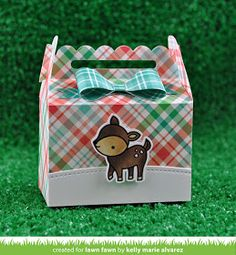 the Lawn Fawn blog: Lawn Fawn Intro: Cheery Christmas
