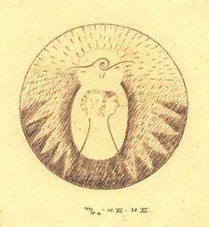 Escorpión: Diseño de Rudolf Steiner