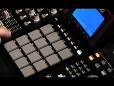 Akai MPC5000 MPC 5000 Drum Machine Sampler