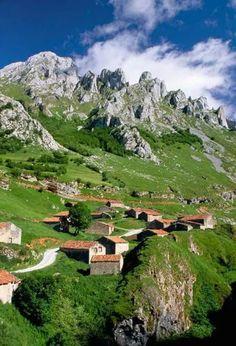Picos de Europa. Asturias