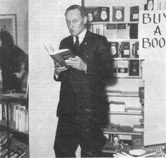 """William S. Burroughs reads.  """"Consequently since my arrival some 500,000 years ago, I have had one thought in mind. What you call the history of mankind is the history of my escape plan. I don't want 'love. I don't want forgiveness. All I want is out of here."""""""
