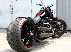 Custom Night Rod Custom Harleys, Custom Bikes, Chopper Cruiser, Cruisers, Motos Harley Davidson, Ride Out, V Max, Night Train, Moto Bike