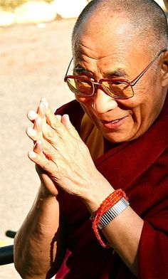 """""""My religion is very simple. My religion is kindness."""" — Dalai Lama"""