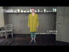 Carven Men Spring/Summer 2014 | Paris Men's Fashion Week | FashionTV
