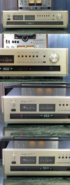 Accuphase AM/FM тюнер Accuphase T-106