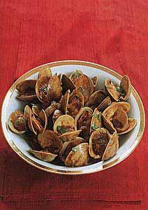 Desi Menu : Goan Curried Clams