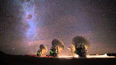 Astrónomos chilenos descubren nuevas pistas sobre la formación de estrellas masivas
