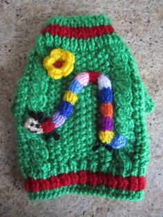 Perro alta costura Closet de suéter primavera BugBy Nina