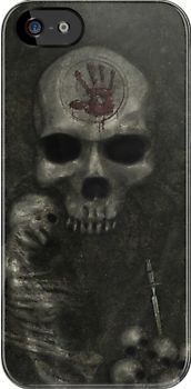 Dark Brotherhood iphone case - I want this!