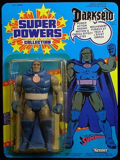 Super Powers 'Darkseid' Action-Figure by Kenner