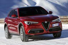 Alfa Romeo: SUV Stelvio traz versões de 210 a 510 cv | Best Cars