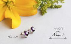 El mejor regalo para el día de las madres, joyería que encantará a todos por igual. ¡Brillantería y plata a precios increíbles!