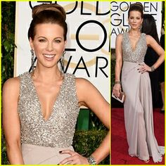 Kate Beckinsale Golden Globes 2015