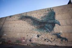Galería   Arte urbano de DALeast