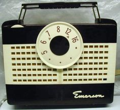 Emerson Portable Radios