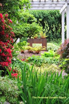 Looking to the Landscape for Mental Healing #Meditation #Healing #garden
