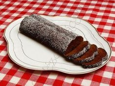 Fűzeres mézeskalács - Egy nagyon finom mézes sütemény Cake Bars, Pound Cake, Charcuterie, Gingerbread, Food And Drink, Cooking Recipes, Sweets, Dishes, Chocolate