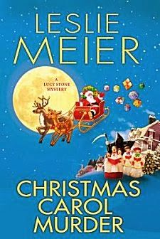 Christmas Carol Murder by Leslie Meier ~ Kittling: Books