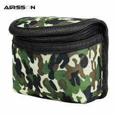 Airsson Airsoft Military Waist Pack Tactical Dump Pouch for Ammo Balls Medical Tools Headlight Hunting Paintball CS Game EDC Bag.