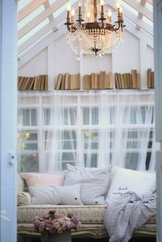 Get the Look- French Country She Shed