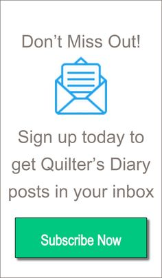 Useful Information and Inspiration for new quilters