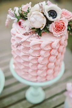 Wedding cake: come chiudere in dolcezza il ricevimento di nozze. Tendenze 2015