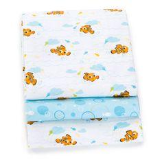 FINDING NEMO Receiving Blankets, 4-Pack   Disney Baby