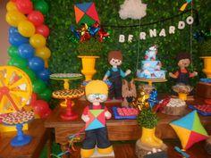 """LOCAÇÃO DECORAÇÃO PIPAS E CATAVENTOS Promoção frete gratuito São Paulo e região até 20 quilômetros (por tempo limitado) Gostaria de fazer uma linda festa com peças artesanais especiais? Contrate nos e realizaremos uma festa maravilhosa! """"CRIATIVIDADE E BOM GOSTO VÃO TE SURPREENDER!!!"""" D..."""