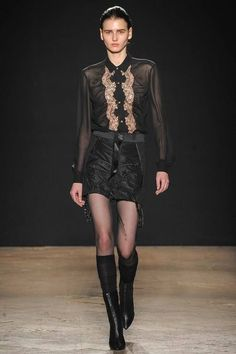 Francesco Scognamiglio | Fall 2014 Ready-to-Wear Collection | Style.com