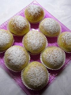 Nutellás muffin fánkok | Nassoló Naplopó