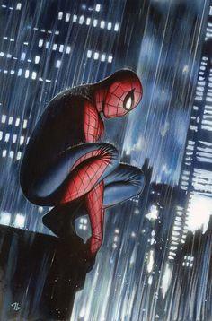 """Asombroso Spiderman 129El epílogo de """"Los muertos viven: La conspiración del clon"""". El impacto que lo ocurrido ha tenido en la vida de Peter Parker es enorme. El Rino quiere venganza. Y además, ¿cuál es el destino final de Ben Reilly o de El Lagarto? ¡Con un avance de la nueva serie arácnida de Peter David y Mark Bagley!"""