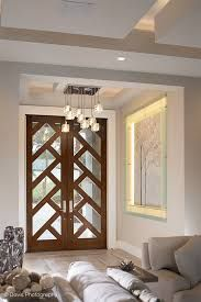 15 French Doors for Inspiration French Interior and Exterior Doors when glass panels. Door Design Interior, Main Door Design, Wooden Doors, Interior Barn Doors, French Interior, Doors Interior, Double Wood Front Doors, French Front Doors