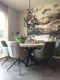 Home Interiors Tips: How To Style Open-Plan Living Home Living Room, Interior Design Living Room, Living Room Decor, Bedroom Decor, Dining Room Design, Dining Room Furniture, Dining Room Inspiration, Living Room Colors, Home Decor