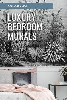 If you want a jungle wallpaper that has a touch of vintage, then choose this on-trend black and white jungle wallpaper. Our peel and stick wallpapers are self-adhesive and allow you the freedom to decorate your home with absolute ease. It's straightforward to install and if you make a mistake, you can easily remove the panel and reapply it without any mess. Simply choose any one of your favourite mural designs and select peel and stick wallpaper. Discover more from Wallsauce! #wallpaper