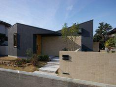 一級建築士事務所アールタイプ の モダンな 家 堺市の住宅 / 縁側のある家