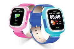 Instto presenta nuevo smartwatch infantil con GPS para que los padres sepan…