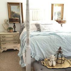 Luxury Linen Ruffled Throw Blanket Shabby Chic - Hallstrom Home - 1