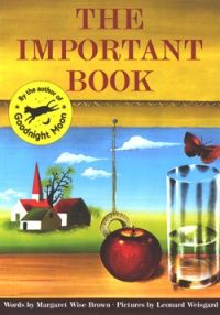 Using The Important Book for teaching main idea.Reflections From Within: The Important Book Teaching Main Idea, Teaching Reading, Teaching Ideas, Guided Reading, Student Teaching, Learning, Teaching Tools, Teaching Poetry, College Teaching