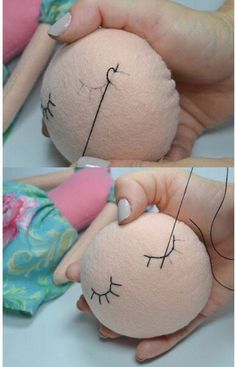 Sock Dolls Felt Dolls Crochet Dolls Baby Dolls Doll Tutorial Doll Patterns Sewing Patterns Felt Crafts Fun Crafts To Do Sock Dolls, Felt Dolls, Crochet Dolls, Baby Dolls, Doll Crafts, Diy Doll, Sewing Crafts, Sewing Projects, Fabric Toys
