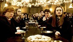➳ pinterest: @annnalong >>> Hermione is looking to Draco...