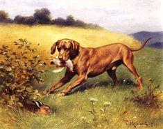 CARL REICHERT(1836 — 1918) Австрия
