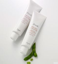 Fresh Cosmetics Soy Face cleanser. One of my favorite skin care products