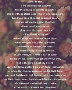 #poem #freeverse #freeversepoetry #notestoself #courage #bevulnerable #moneyconfetti #poetry
