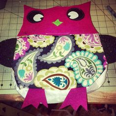 Toddler's+Owl+Backpack+by+MyResourcefulRoar+on+Etsy,+$8.00