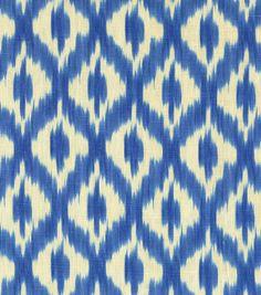 Upholstery Fabric-Williamsburg Dedra Ink