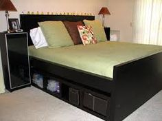 Image result for ikea malm black bedroom ideas