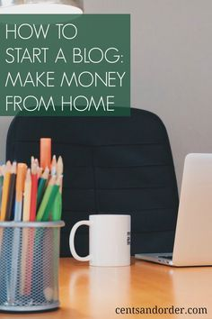 Are you a stay at home mom looking for a way to earn income? Or maybe you are looking for a way to bring in extra money to meet your financial goals? Starting a blog to make money is easy with this resource!