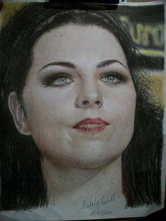 Amy Lee - Evanescence by LaPicher.deviantart.com on @deviantART